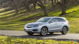 500,000 Vehicles Sold for Acura in Canada