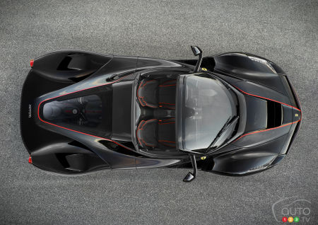 Paris 2016: Ferrari LaFerrari Aperta may be the ultimate drop-top
