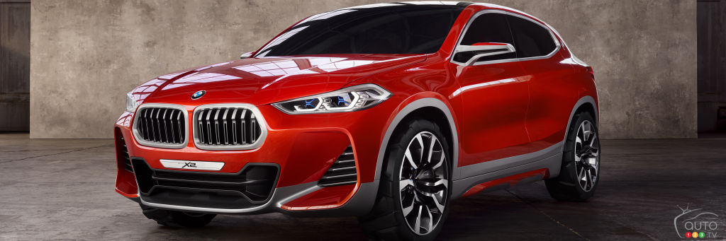 Auto123 New Cars Used Cars Auto Shows Car Reviews Amp Car News ... Concept X2 world premiere at 2016 Paris Auto Show   Car News   Auto123