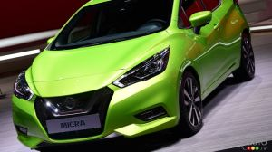 Paris 2016: All-new 2018 Nissan Micra celebrates world premiere