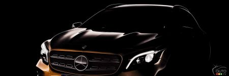Detroit 2017: The 2018 Mercedes-Benz GLA to be Unveiled