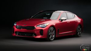 Detroit 2017: All-new 2018 Kia Stinger makes world debut (video)