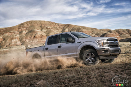 Detroit 2017: New 2018 Ford F-150 adds diesel engine, more tech