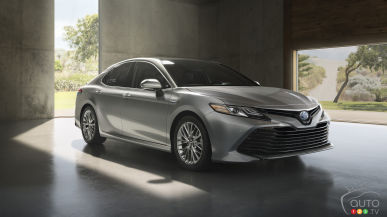 Detroit 2017: All-new 2018 Toyota Camry is racier, sportier than ever