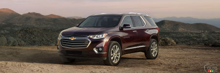 Detroit 2017: 2018 Chevy Traverse, GMC Terrain headline GM stand