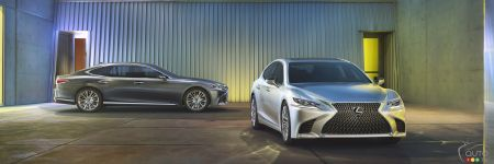 Detroit 2017: All-new 2018 Lexus LS wants to regain benchmark status
