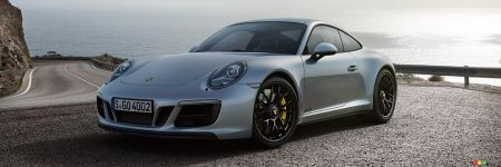 New 2017 Porsche 911 Carrera GTS models coming to Canada this spring