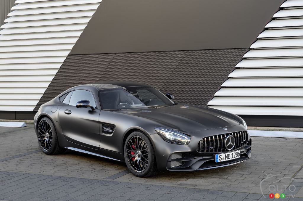 Detroit 2017: Mercedes-AMG adds new model, celebrates 50 years of performance (video)