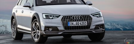 2017 Audi A4 allroad quattro Review