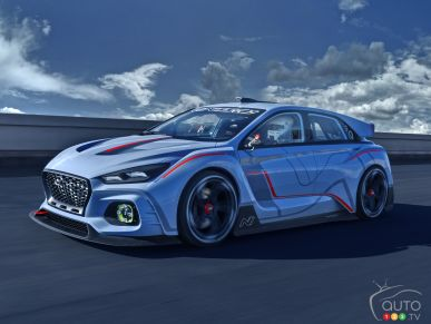 Montreal 2017: Hyundai RN30 concept makes North American debut (video)