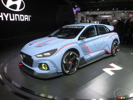 Top 10 new models at 2017 Montreal Auto Show