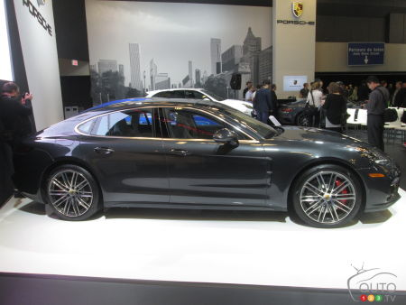 Montreal 2017: All-new Porsche Panamera makes Canadian debut (video)