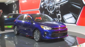 Montreal 2017: North American debut of 2018 Kia Rio 5 doors