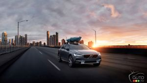 "Volvo V90 Cross Country featured in philosophical ""Get Away Car"" ad (video)"