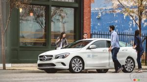 Car2go Adds Mercedes-Benz CLA and GLA Models to its Fleet