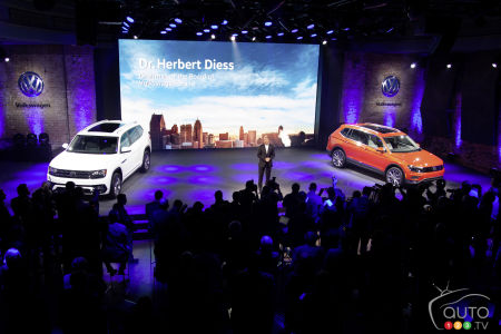 Volkswagen tops global sales, focuses on 4 new models