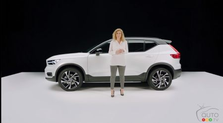 2019 Volvo XC40: A Guided Tour