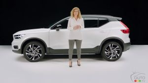 Volvo XC40 2019 : un tour guidé