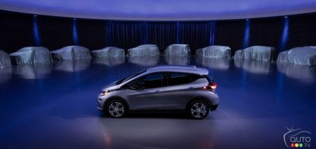 GM to Launch Over 20 Electric Vehicles by 2023