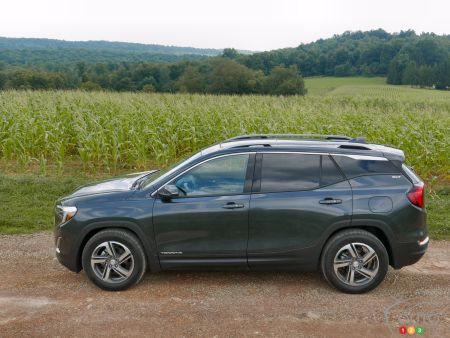 2018 GMC Terrain First Drive: Denali Is Key