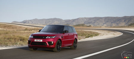 Research 2019                   Land Rover Range Rover Sport pictures, prices and reviews