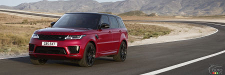 range rover sport nouveaut s 2018 et hybride pour 2019 actualit s automobile auto123. Black Bedroom Furniture Sets. Home Design Ideas