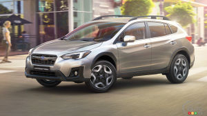 Crosstrek, Qashqai, Compass and Other Small SUVs on the Upswing