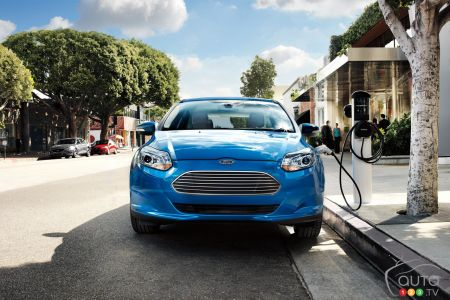 Ford to Develop More Electric Vehicles