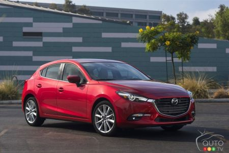 2017 Mazda3 Sport 8 000 Km Of Precision Driving