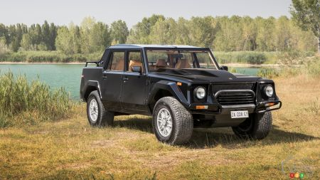 Lamborghini and its SUVs: From the LM002 to the Urus