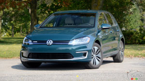 2017 Volkswagen e-Golf: A More Seductive Electric Golf