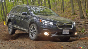 Subaru for 2018: Outback, Legacy, Others Get Beauty Makeovers