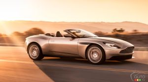 Sublime New Aston Martin DB11 Volante Unveiled
