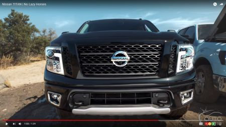 Nissan TITAN & its Non-Lazy 390 Horses in Hilarious New Ad
