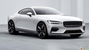 Polestar 1 Luxury Sport Coupe is a Go