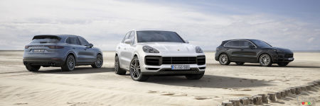 2019 Porsche Cayenne: First Contact in Germany