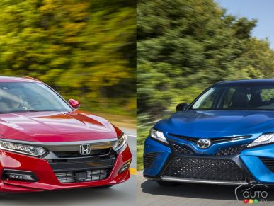 2018 Honda Accord vs 2018 Toyota Camry: What to Buy?