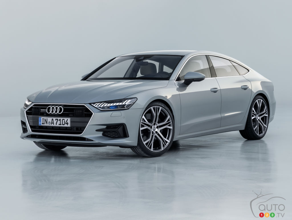 2019 Audi A7 Sportback Unveiled When Will It Hit Canada Car News Rs7 2017 With A Red Colour Auto123