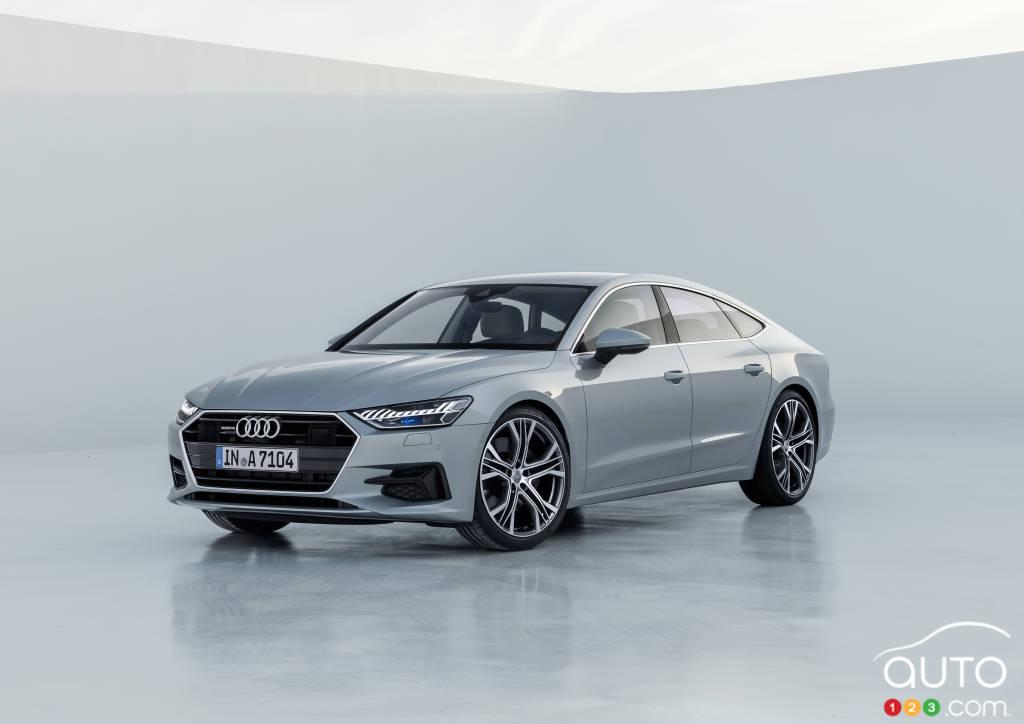 2019 audi a7 sportback unveiled when will it hit canada car news rh auto123 com