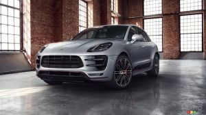 Porsche Macan Turbo Now Available in Exclusive Performance Edition