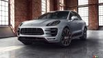 Porsche Macan Turbo Édition Performance exclusive