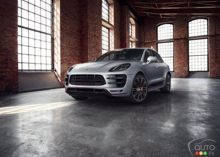 Le Porsche Macan Turbo maintenant offert en Édition Performance exclusive