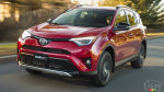 Toyota RAV4, one of the 10 most reliable vehicles this year