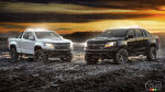 Midnight & Dusk: New Special Editions of the Chevrolet Colorado ZR2