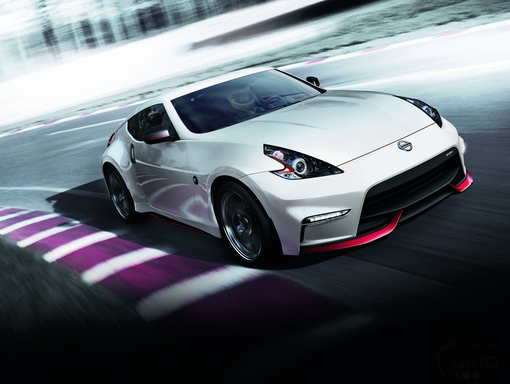 2018 Nissan 370z Pricing And New Details Announced Car News Auto123
