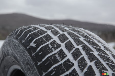 New MotoMaster Winter Edge Tire Designed for Canadian Winters