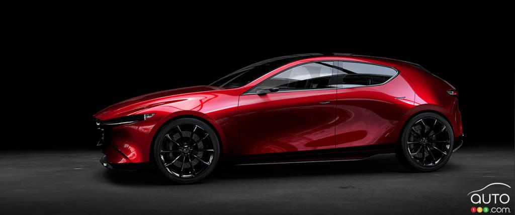 Tokyo 2017: First Look At Future Mazdas