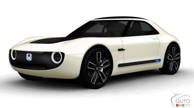 Tokyo 2017: Honda Seduces Again With Sports EV Concept