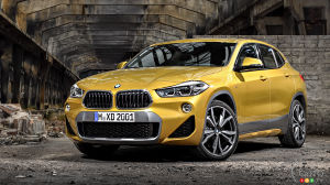 All-New 2018 BMW X2 Coming to Canada