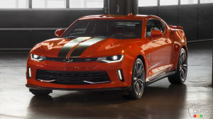 Camaro Hot Wheels 50th Anniversary Edition Announced; Ready to Play?